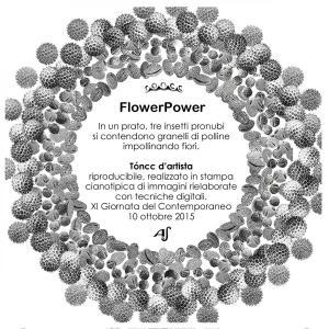 OPERE flowerPower stampa 28